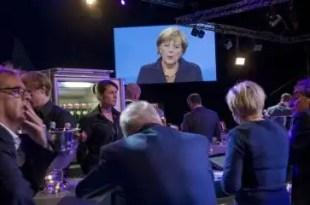 Steinbrück gana el debate a Merkel a tres semanas de las elecciones