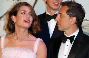 Los rumores de crisis en el matrimonio de Carlota Casiraghi