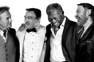 De Niro, Douglas, Freeman y Kline juntos en un nuevo film