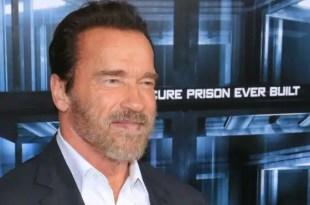 Schwarzenegger quiere ser el próximo presidente de EEUU