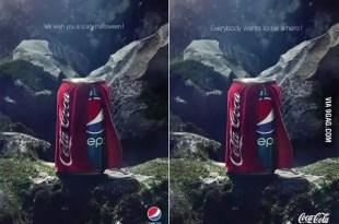 La nueva guerra entre Pepsi y Coca-Cola