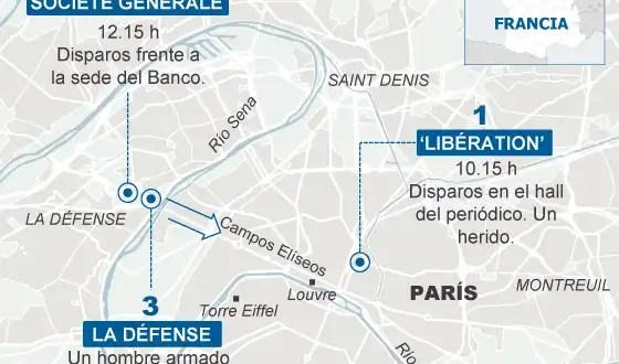 Todo sobre el tirador solitario de París - Vídeo