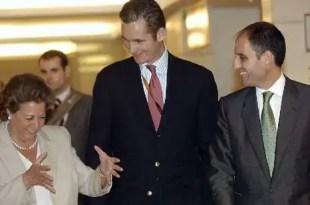La justicia embarga el palacete de la infanta Cristina