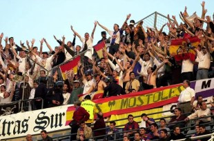 El Real Madrid dice adiós a Ultras Sur en el Bernabéu
