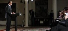 Rajoy dice que 2014 será el año del comienzo de la recuperación económica»