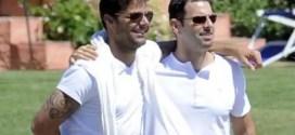 Ricky Martin rompe con su novio Carlos