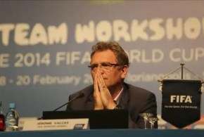 Ratifican a Curitiba como sede del Mundial de Fútbol 2014
