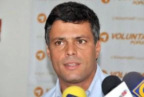 Leopoldo López: El tataranieto de Bolívar que se le rebeló a Maduro