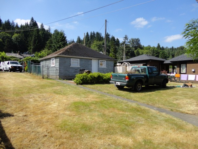 A potential fixer upper in Port Moody