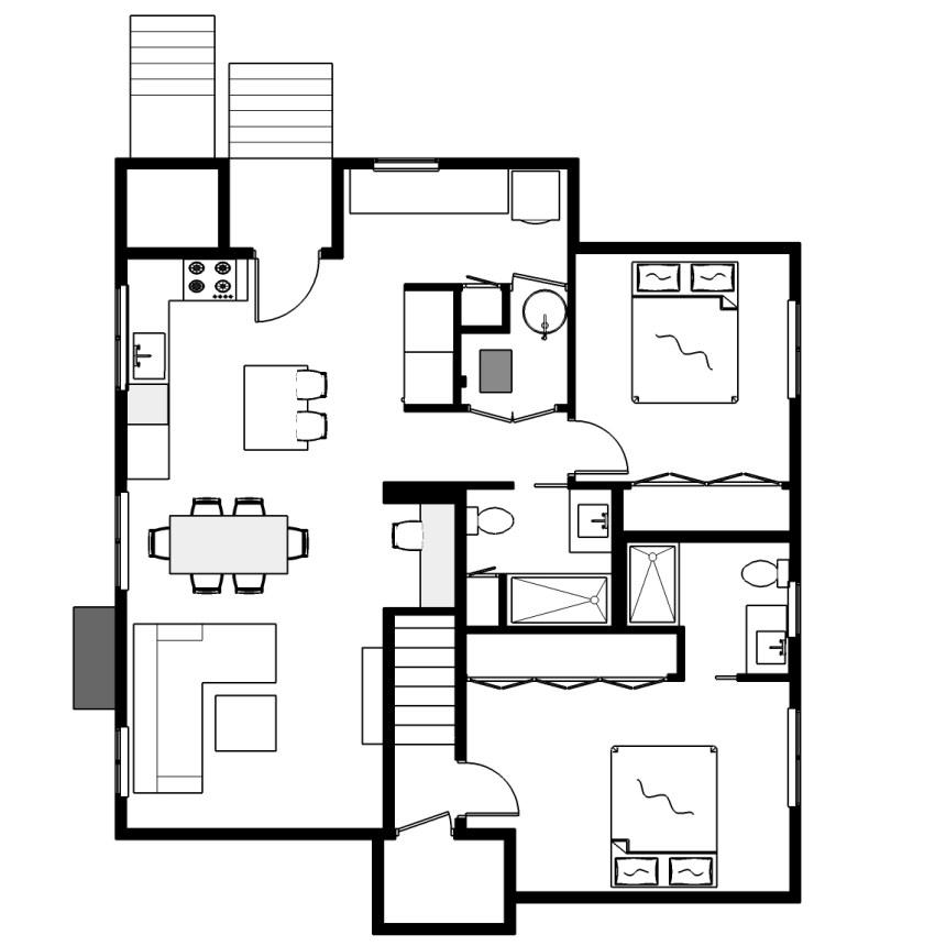 Basement - Option 3