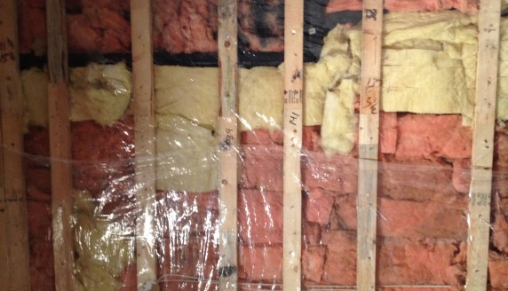 This is NOT how you insulate