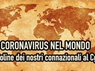 Il coronavirus è arrivato nei Paesi Bassi. Auspicabile una piena collaborazione tra Ambasciata, Consolato, Comites, corrispondenti consolari e CGIE. Finora non risultano connazionali contagiati. Il report di Andrea Mantione (Cgie Paesi Bassi).