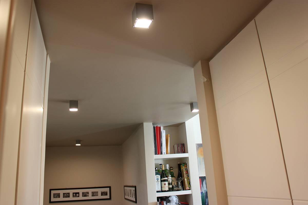 faretti corridoio e camera  Gallerie  arredocasa