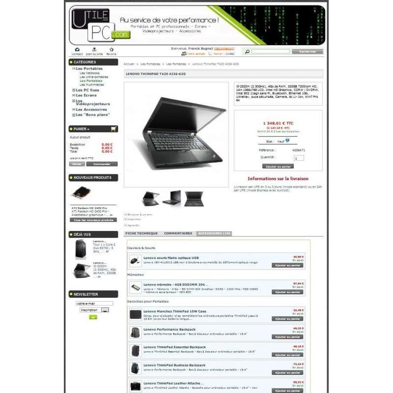 Super Tab Accessories Prestashop module to sort products