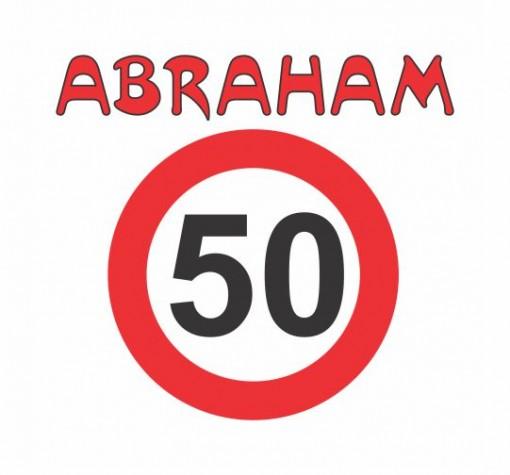 50 let- abraham