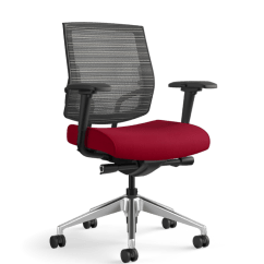 Swing Chair Revit Family Office Chairs Modern Focus Task Work Stools Seating Sitonit Midback Impress Mesh Pop Raspberry Height Width Adjustable Arms With Sport Arm Pads Oversized Casters