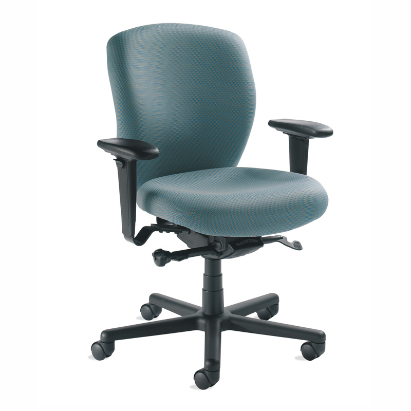 office chair steel base with wheels kmart table and chairs outdoor non stop heavy duty task work seating sitonit product info