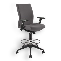 Office Chair Vs Stool Big And Tall Lawn Chairs Realign Executive Seating Sitonit Product Info