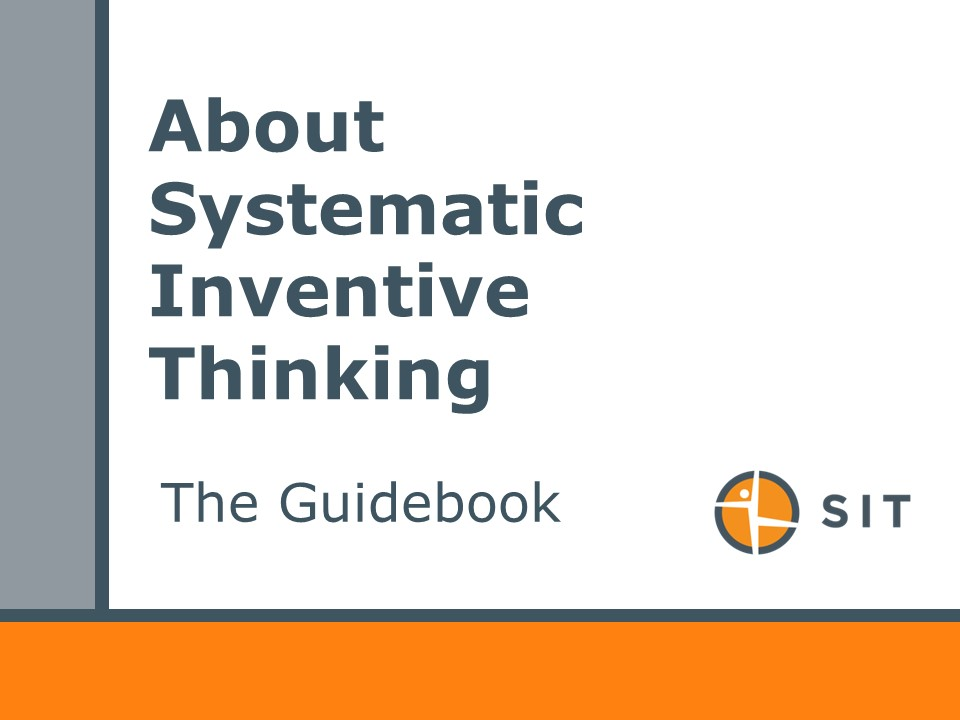 Slide1 - Systematic Inventive Thinking