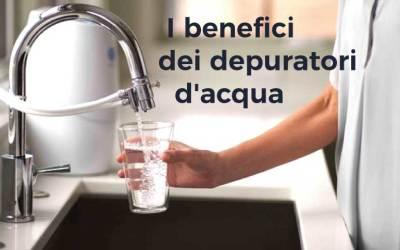 Sistemi di trattamento dell'acqua