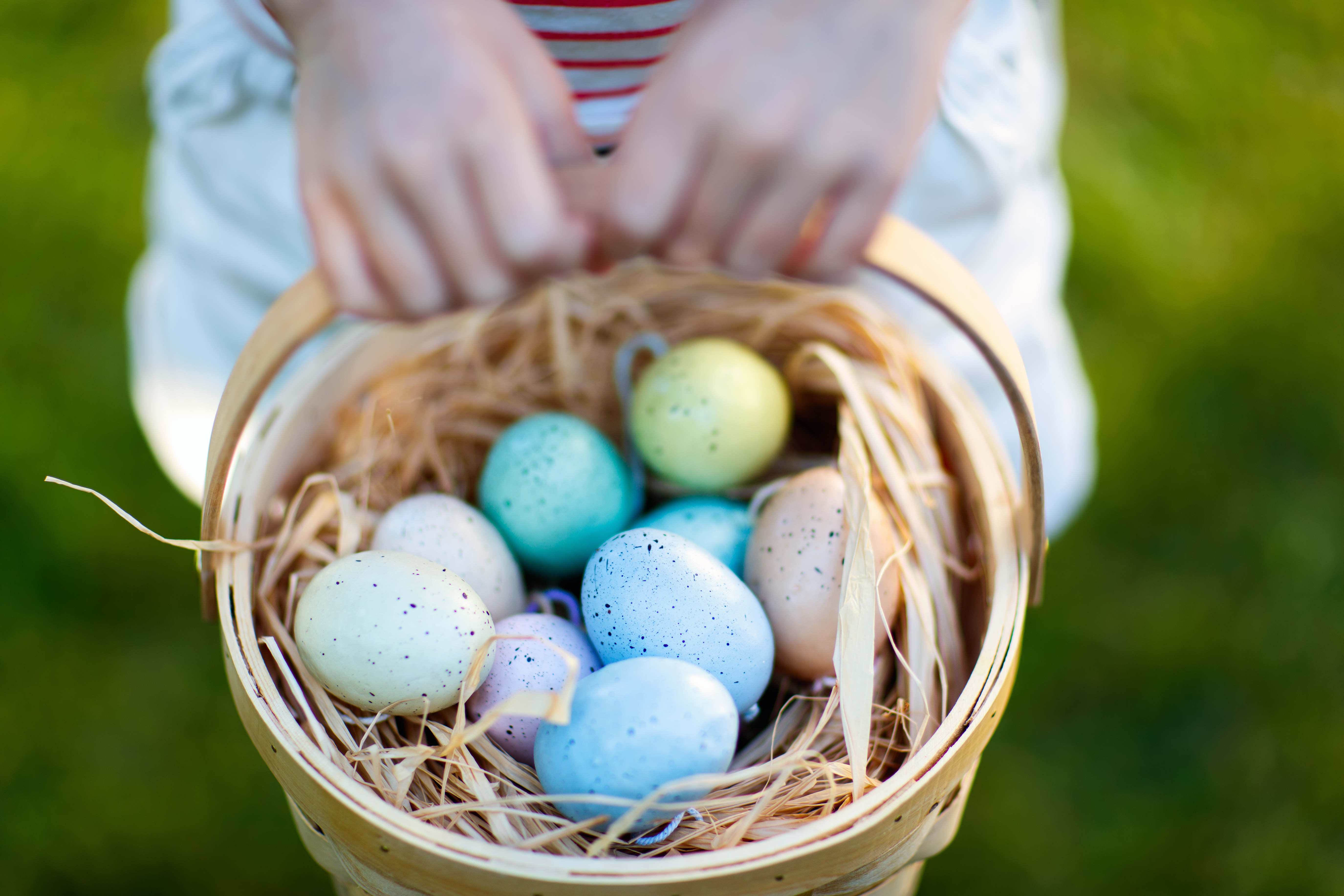 How To Create A Fantastic Easter Egg Hunt For Toddlers
