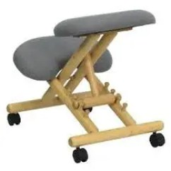Posture Chair Benefits Table And Rental Miami Of Using A Kneeling For Back Pain Chairs