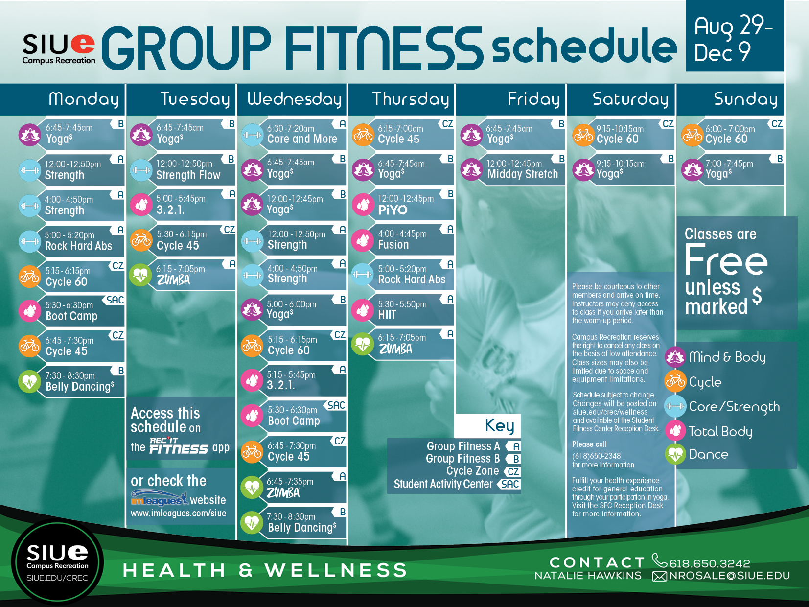 group fitness challenge app
