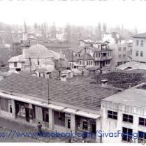 Ali Ağa Cami Belediye Arkası