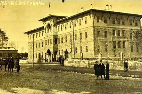Tarihi Sivas Resimleri