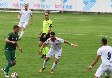 Sivas Belediyespor 1-1 Kahramanmaraşspor
