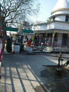 Jarti Mata Mandir Maharajganj