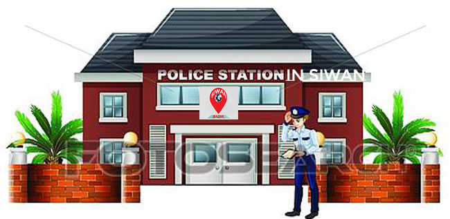 Police Stations in Siwan