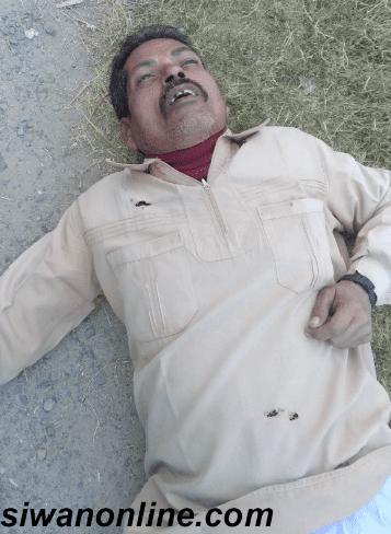 murder in siwan