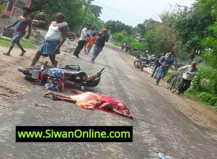 accident in tarwara