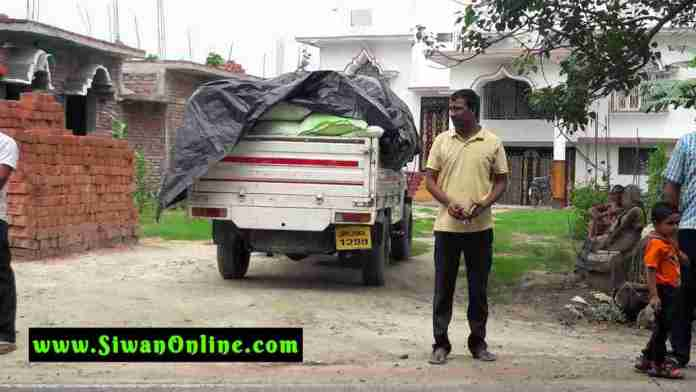 pick up accident in barharia