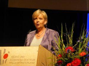 """Festrede von Ministerpräsidentin Hannelore Kraft: """"60 Jahre Landschaftsverbände in und für Nordrhein-Westfalen"""""""