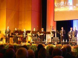 """Musikalischer Gruß aus dem Siegerland:  """"A Moment for Morricone"""", arrangiert von Matthias Bauer."""