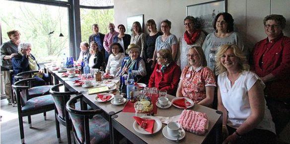 """Bewohner des Seniorenheims Haus Obere Hengsbach erlebten kürzlich """"Museums-Momente"""" – die Kooperationspartner zogen dabei positive Bilanz nach einem Jahr."""