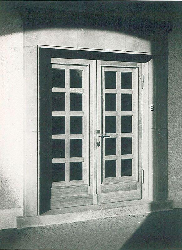 Foto aus dem Jahr 1952