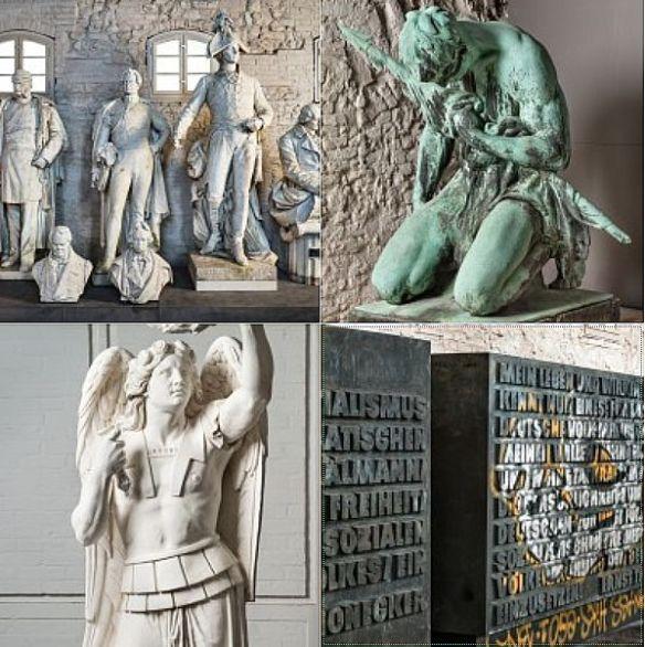 Fotos: Zitadelle Berlin, Ausstellungsseite, Friedhelm Hoffmann