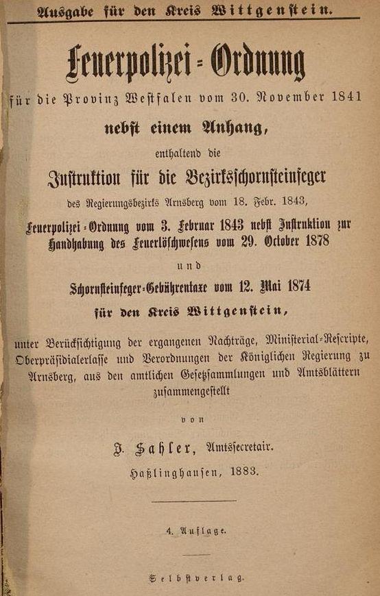 feuerpolizeiordnung1841