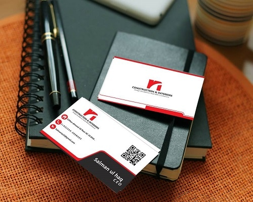 Business Card Design Services - siwtech solutions