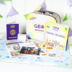 travel inspired subscription gifts for kids
