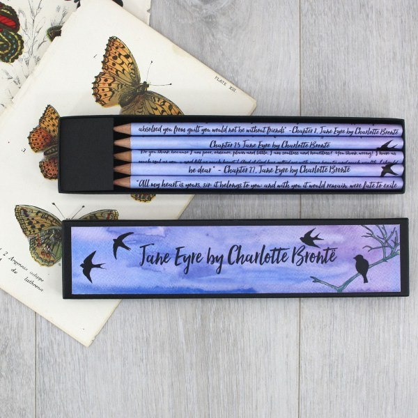 charlotte bronte bookworm gifts for best friends