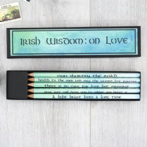 Irish love quotes. Love saying for weddings