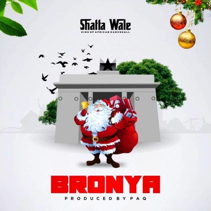 Shatta Wale Bronya