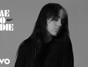 No Time To Die by Billie Eilish