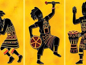 History of African music