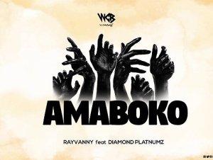 Rayvanny Amaboko Artwork