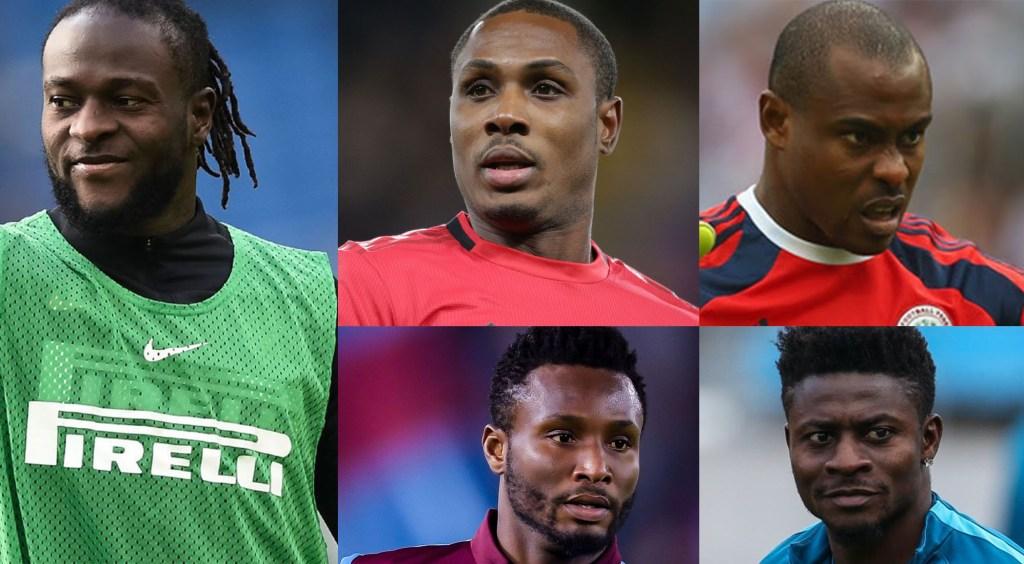 5 RICHEST FOOTBALLERS IN NIGERIA